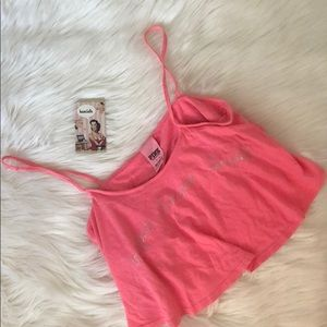 PINK Victoria's Secret Crop Top